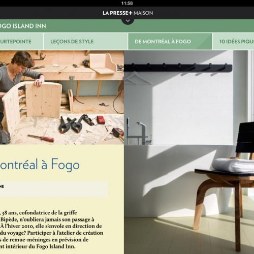 Montréal -Fogo_La presse+