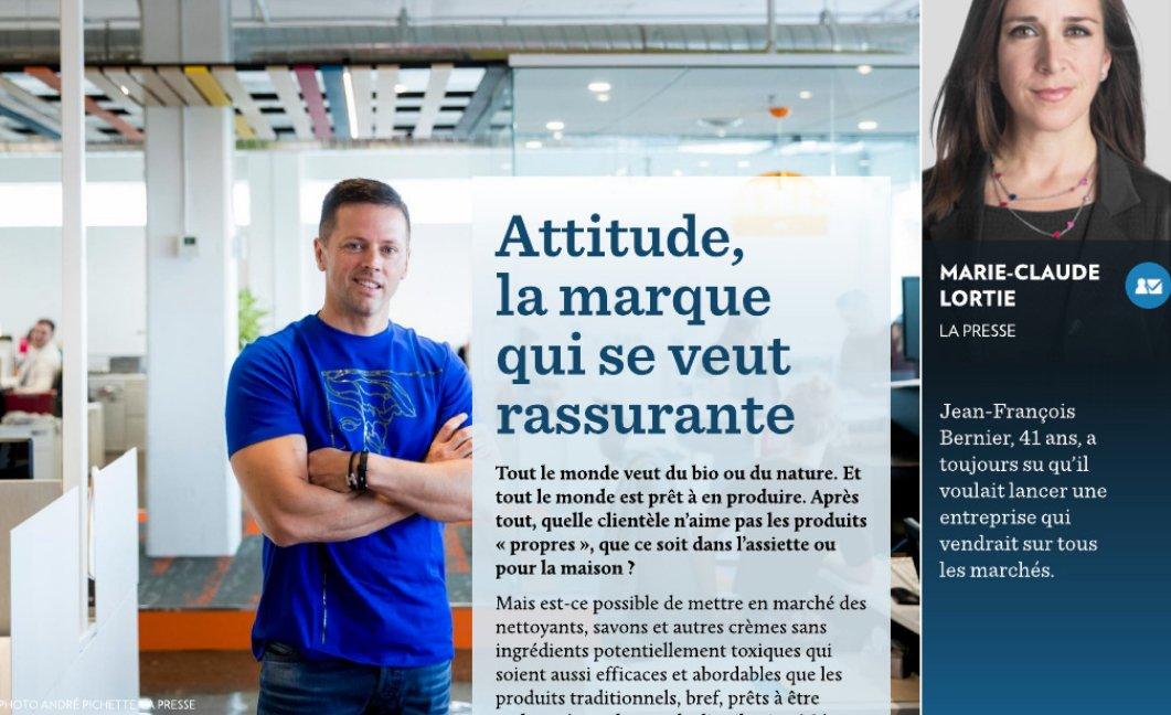 Attitude La Presse+