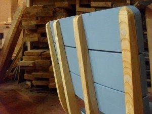 Punt Chair prototype final